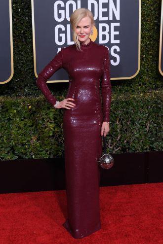 Nicole Kidman by Michael Kors.